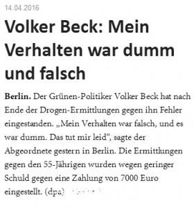 Beck Volker