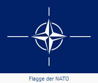 Bild Flagge Nato