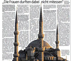 Leserbriefe zu Islam