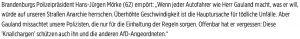 Zitat PP Brandenburg