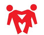logo mann frau