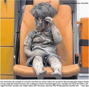 Bild Junge Aleppo