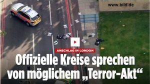 Bild Terror London