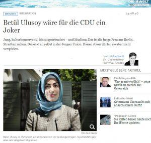 Joker CDU
