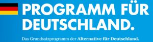 Logo Programm AfD