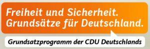 Logo Programm CDU