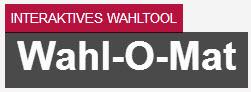 Logo Wahlomat