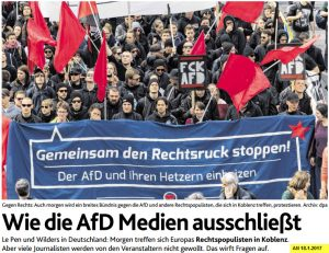 AfD Presse