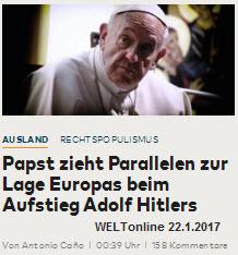 Papst Hitler