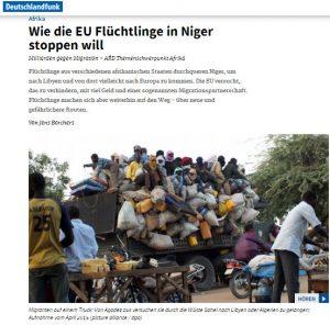 EU Niger