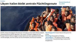 Frontex Libyen