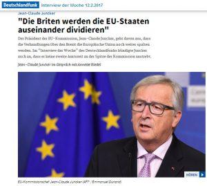 Interview Juncker