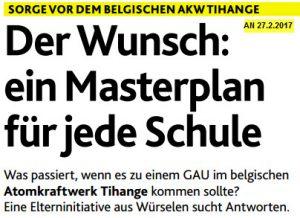 Masterplan Tihange 1