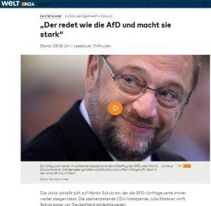 Schulz AfD
