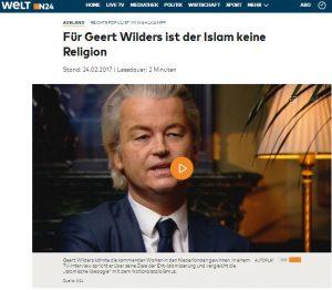 Wilders Islam