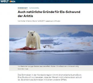 Arktis Klima