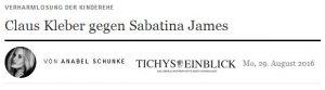 Schunke Sabatina