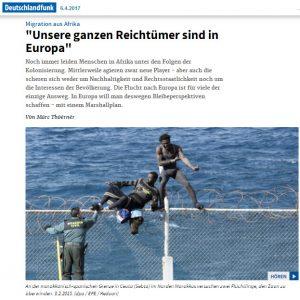 Afrika Europa Migration