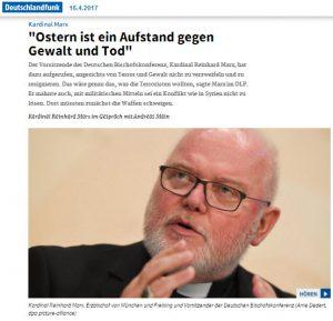 Marx Ostern