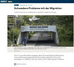 Svchweden Migration