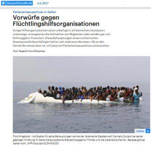 Flucht NGO