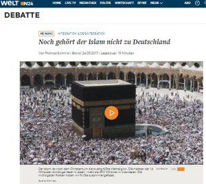 Islam Deutschland Schmid