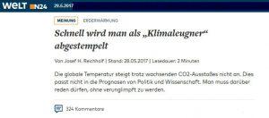 Klimaleugner