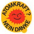 Logo Atomkraft nein danke
