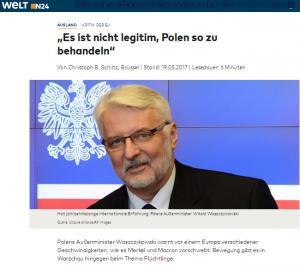 Polen ohne Polemik