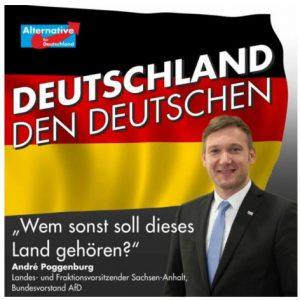 Deutschland den Deutschen