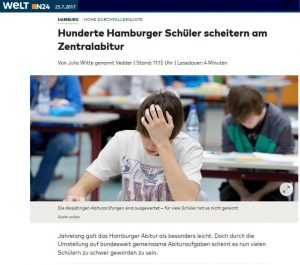 Hamburg Abitur