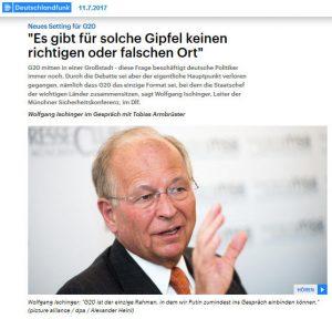 Ischinger G20