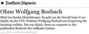 Ohne Bosbach