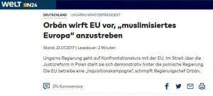 Orban EU